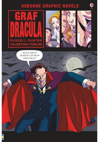 Buch »Usborne Graphic Novels: Graf Dracula / Russell Punter, Valentino Forlini« kaufen