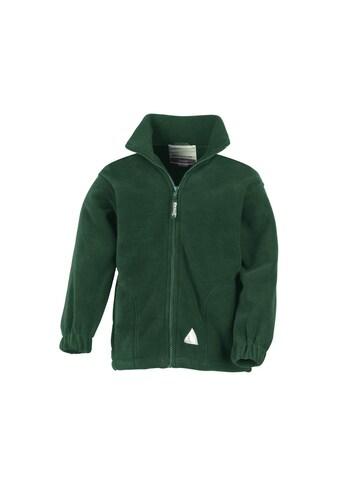 Result Fleecejacke »Kinder Active Fleece-Jacke Mit Reißverschluss« kaufen
