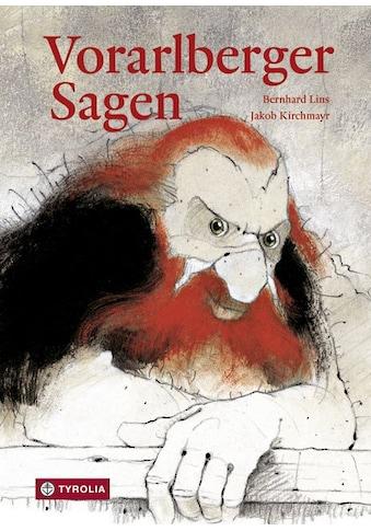 Buch »Vorarlberger Sagen / Bernhard Lins, Jakob Kirchmayr« kaufen