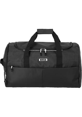 travelite Reisetasche »Proof, 50 cm, mit Rucksackfunktion«, mit Rucksackfunktion kaufen