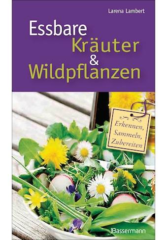 Buch »Essbare Kräuter und Wildpflanzen / Larena Lambert« kaufen