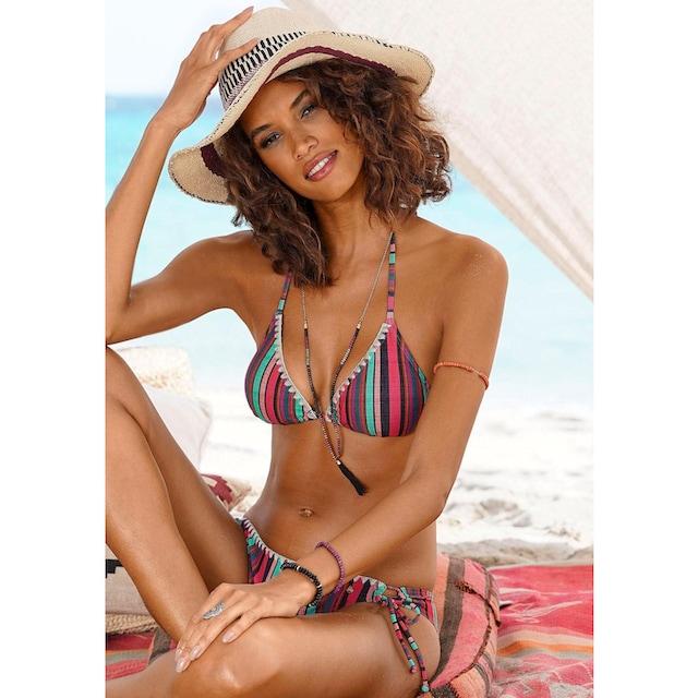 s.Oliver Beachwear Triangel-Bikini