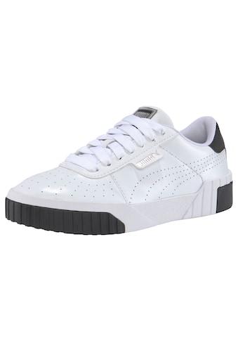 PUMA Sneaker »Cali Perf Wn's«, Markenschriftzug auf der Fersensohle kaufen