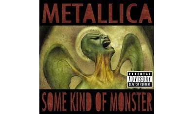 Musik-CD »Some Kind Of Monster (EP) / Metallica« kaufen