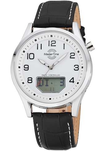 MASTER TIME Funkuhr »Specialist, MTGA-10716-20L« kaufen