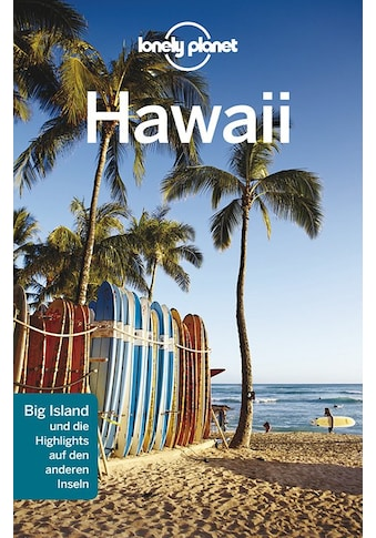 Buch Lonely Planet Reiseführer Hawaii / Sara Benson kaufen
