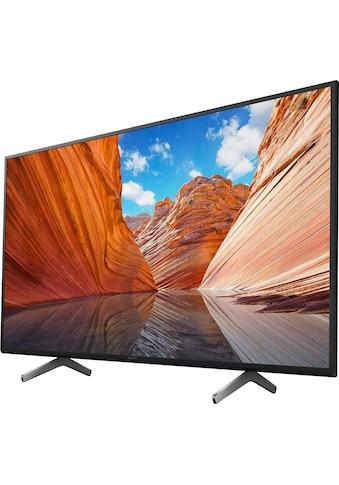 "Sony LCD-LED Fernseher »KD-50X81J«, 126 cm/50 "", 4K Ultra HD, Smart-TV kaufen"