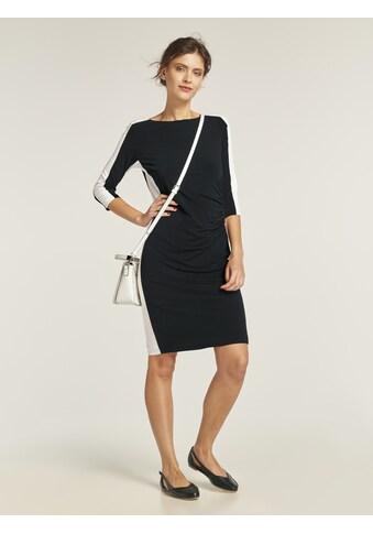 Kleid mit Kontraststreifen kaufen
