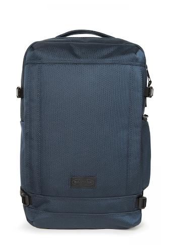 Eastpak Laptoprucksack »TECUM M, Cnnct Navy«, enthält recyceltes Material (Global... kaufen