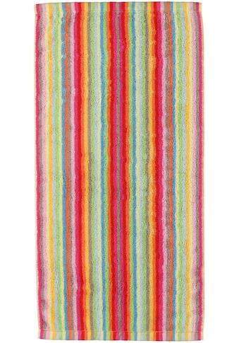 Cawö Handtücher »Lifestyle Streifen«, (2 St.), mit farbenfrohen Streifen kaufen