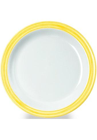 WACA Dessertteller »Bistro«, (4 St.), Melamin, 19,5 cm kaufen