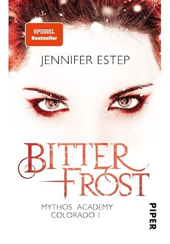 Buch »Bitterfrost / Jennifer Estep, Michaela Link« kaufen