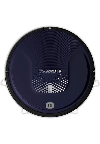 Rowenta Saugroboter »RR6871 Aqua Smart Force Essential, 2in1 Reinigung« kaufen