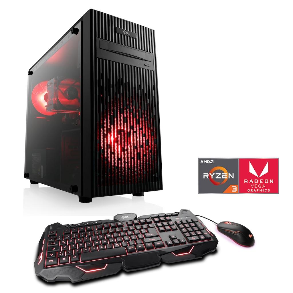 CSL Gaming-PC »Levitas T8116 Windows 10 Home«