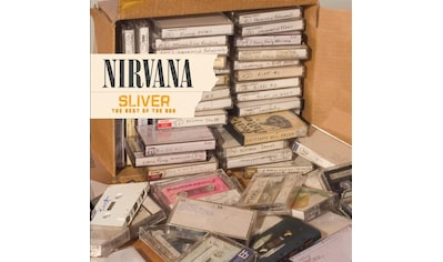 Musik-CD »SLIVER: BEST OF THE BOX / NIRVANA« kaufen