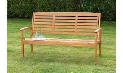 MERXX Gartenbank »Paraiba«, Akazienholz, 160/110 x61x92 cm, braun kaufen