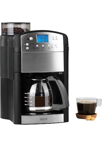 BEEM Kaffeemaschine mit Mahlwerk »Fresh-Aroma-Perfect Thermostar«, goldfarbener... kaufen