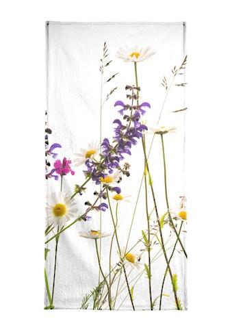 """Handtuch """"Flora  -  Margerite"""", Juniqe kaufen"""