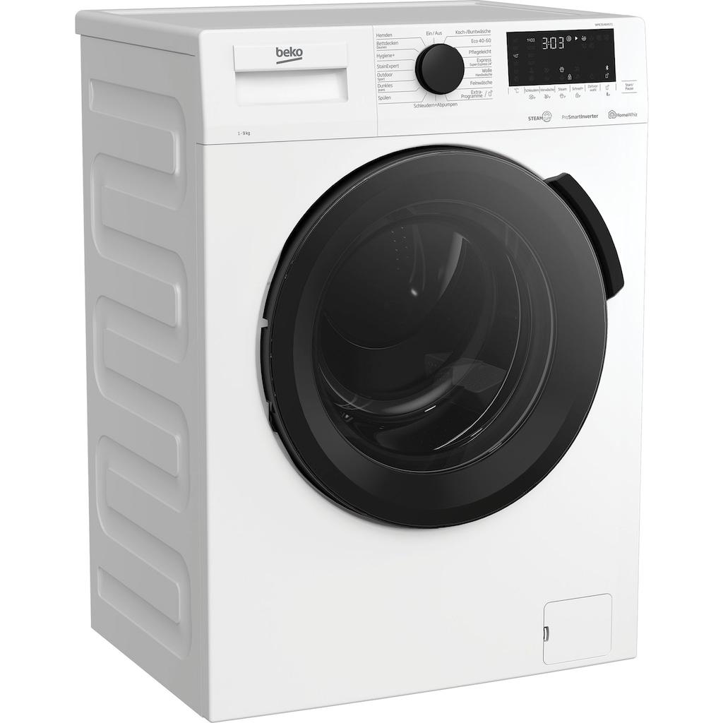 BEKO Waschmaschine »WMC91464ST«, WMC91464ST1