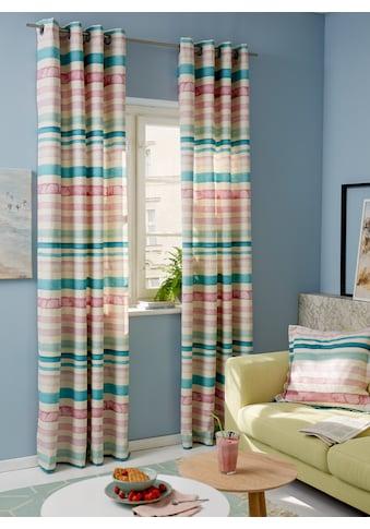 Guido Maria Kretschmer Home&Living Vorhang »Garden Stripes«, Nachhaltig kaufen