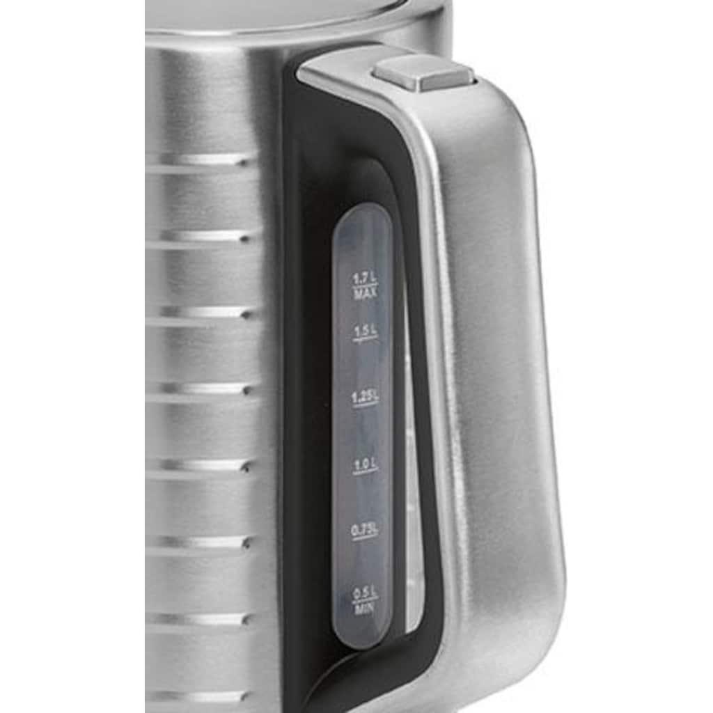 ProfiCook Wasserkocher »PC-WKS 1119«, 1,7 l, 2200 W