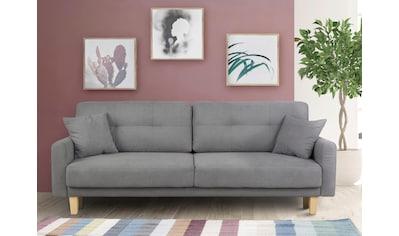 Home affaire 3 - Sitzer »Triplo« kaufen
