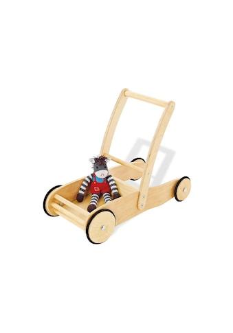 Pinolino® Lauflernwagen »Uli, natur« kaufen