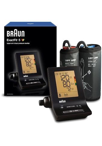 Braun Oberarm-Blutdruckmessgerät »ExactFit™ 5 BP6200« kaufen
