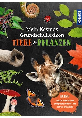 Buch »Mein Kosmos Grundschullexikon Tiere & Pflanzen / Ilka Sokolowski« kaufen