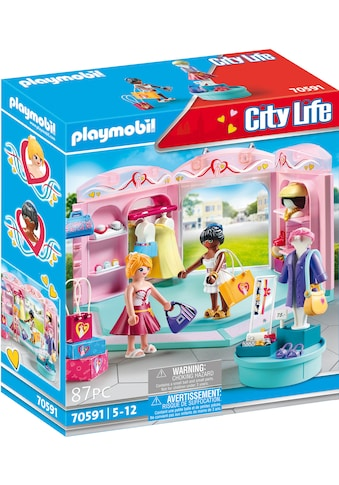 Playmobil® Konstruktions-Spielset »Fashion Store (70591), City Life«, Made in Germany kaufen