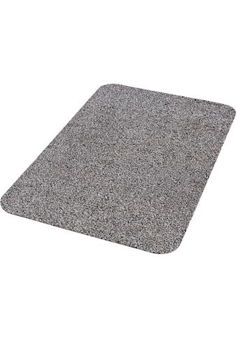Andiamo Fußmatte »Samson«, rechteckig, 5 mm Höhe, Fussabstreifer, Fussabtreter, Schmutzfangläufer, Schmutzfangmatte, Schmutzfangteppich, Schmutzmatte, Türmatte, Türvorleger, In- und Outdoor geeignet, waschbar kaufen