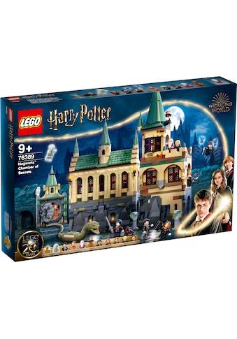 LEGO® Konstruktionsspielsteine »Hogwarts™ Kammer des Schreckens (76389), LEGO® Harry... kaufen