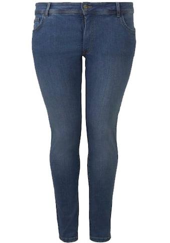 TOM TAILOR MY TRUE ME Skinny-fit-Jeans, in klassischer 5- Pocket- Form kaufen
