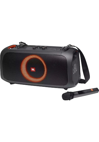 JBL »PartyBox GO« Portable - Lautsprecher (Bluetooth) kaufen