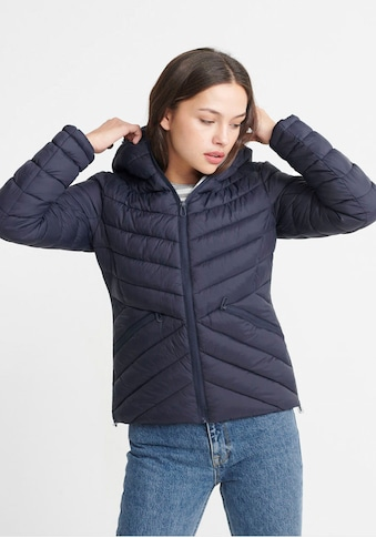 Superdry Steppjacke »LS ESSENTIALS HELIO PADDED JACKET«, mit figurschmeichelnder V-Steppung & weichem Sweatinlay kaufen
