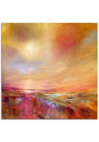 Artland Glasbild »Den Himmel berühren«, Berge, (1 St.) kaufen