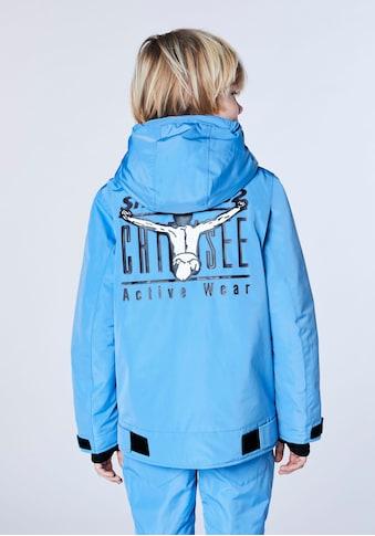 Chiemsee Skijacke »mit großem Rückenprint« kaufen