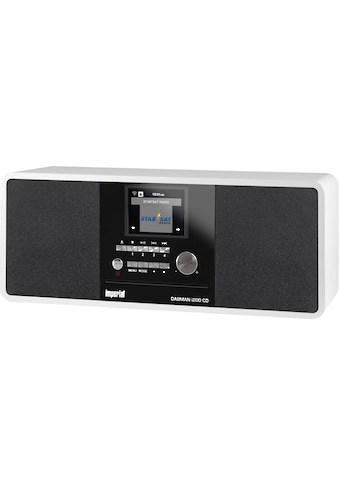 IMPERIAL by TELESTAR CD-Player »DABMAN i200 CD«, (WLAN-Bluetooth-CD Digitalradio (DAB+)-FM-Tuner-Internetradio ), Spotify Connect kaufen