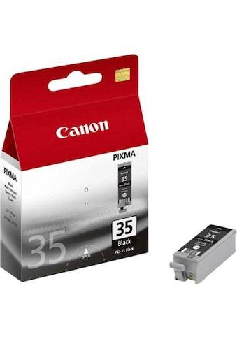 Canon Tintenpatrone »PGI-35BK« kaufen