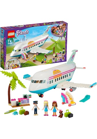 "LEGO® Konstruktionsspielsteine ""Heartlake City Flugzeug (41429), LEGO® Friends"", Kunststoff, (574 - tlg.) kaufen"