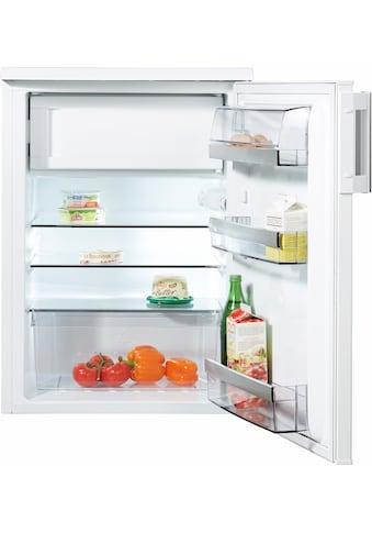 AEG Table Top Kühlschrank, RTB91431AW, 85 cm hoch, 59,5 cm breit, mit **** - Gefrierfach kaufen