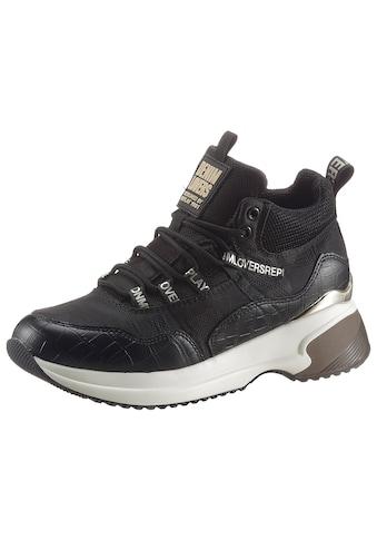 Replay Sneaker »Comet«, mit gepolstertem Schaftrand kaufen