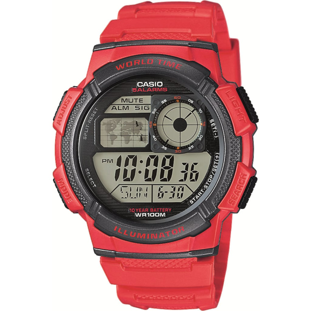 Casio Collection Chronograph »AE-1000W-4AVEF«