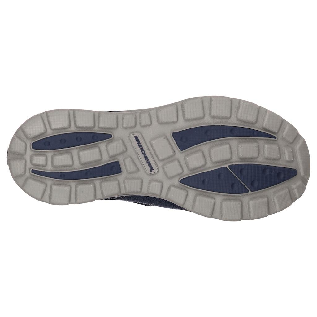 Skechers Slip-On Sneaker »SUPERIOR«, mit Kontrastnähten