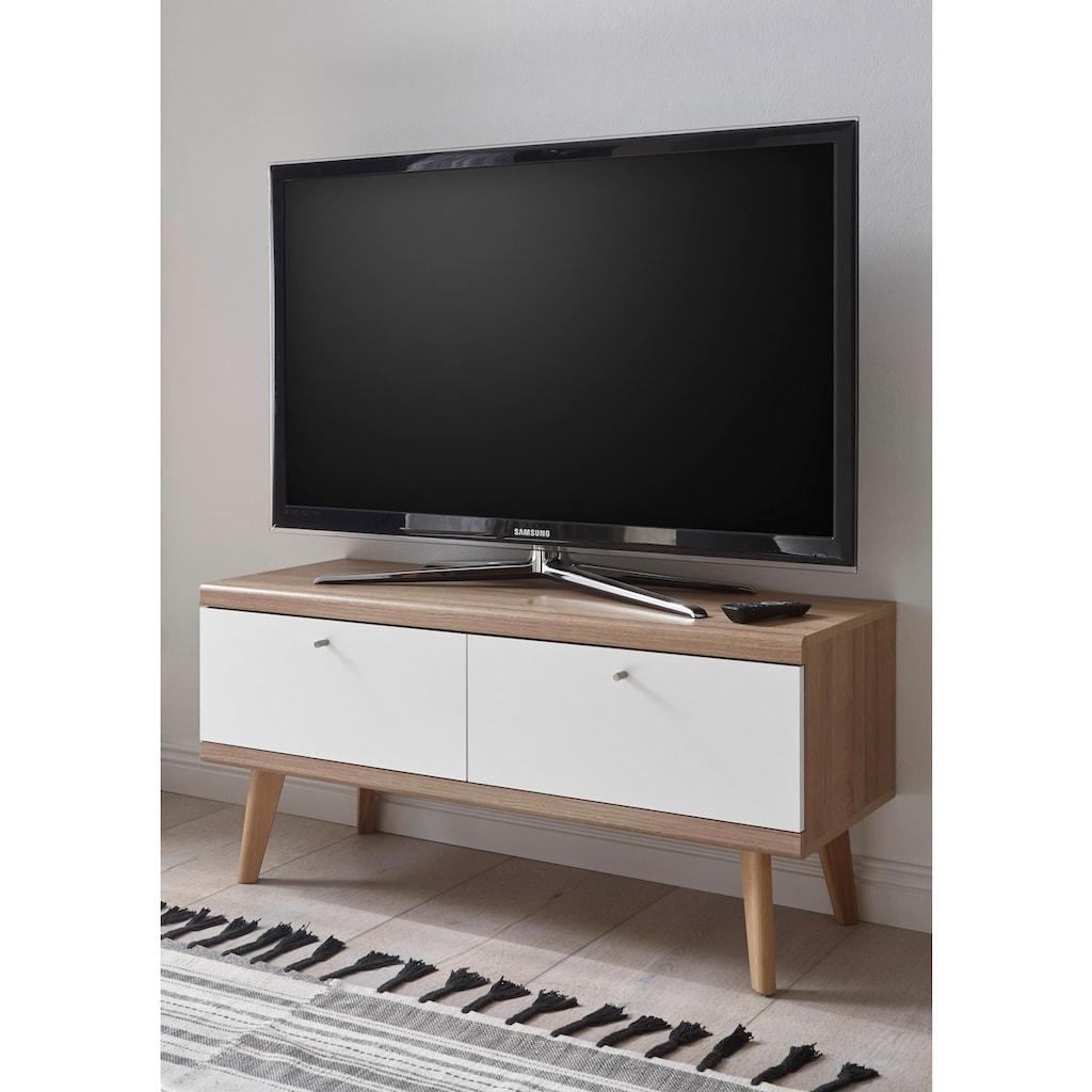 andas Lowboard »Merle«, im skandinavischen Design, Breite 107 cm