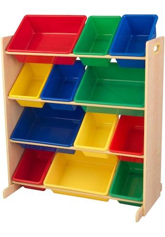 KidKraft® Regal »bunt«, mit Aufbewahrungsboxen kaufen