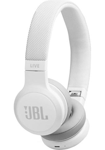 JBL »LIVE 400 BT« On - Ear - Kopfhörer (Siri, Alexa, Google Assistant) kaufen