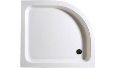 Schulte Duschwanne, flach, Version links, 80 x 90 cm kaufen