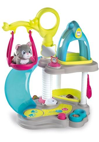 Smoby Spielwelt »Katzenhaus«, Made in Europe kaufen
