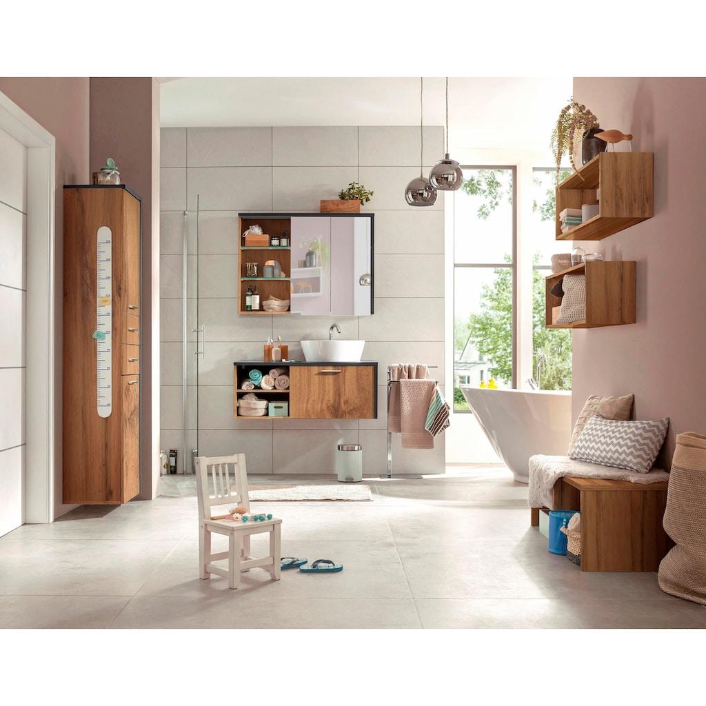 welltime Waschbeckenunterschrank »Sigma«